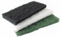 Woca Pad groot 12x25cm groen = middel  per stuk