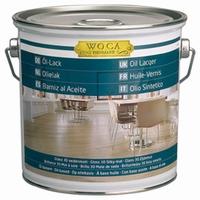 Woca olielak  30 zijdeglans 2,5  liter blik