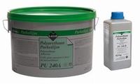 LECOL PU 240 polyurethaan parketlijm 2 componenten 6,9  kg