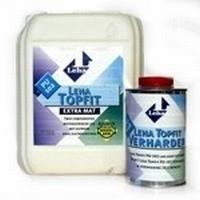 LECOL Topfit PU 102 2 compunenten extra mat  5  liter