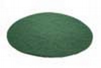 PBH Polijst -en boenpad 400 mm 0,8 cm Groen per  stuk
