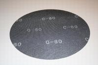 PBH gaasslijpnet korrel 80   diameter 407 mm  stuk