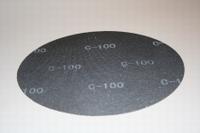 PBH gaasslijpnet korrel 100 diameter 407 mm  stuk