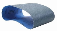 PBH schuurband korrel  24   200 x 750 mm blauw  stuk
