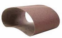 PBH schuurband korrel  24   200 x 551 mm rood  stuk
