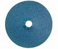 PBH schuurschijf korrel  24  diameter 178 mm blauw  stuk