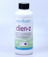 Aquamarijn Clien-Z vloerzeep  wit 1  liter